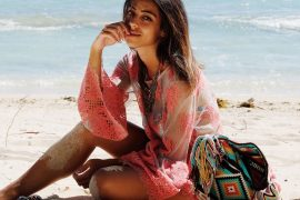 Pinky Beach Outfit | Mauritius