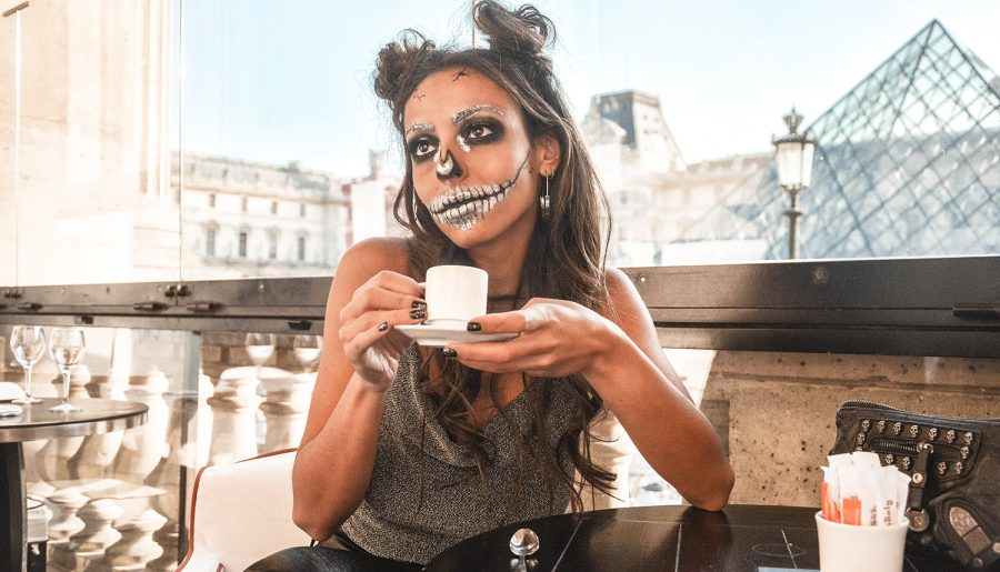 There is a Monster in Paris – Halloween 2017