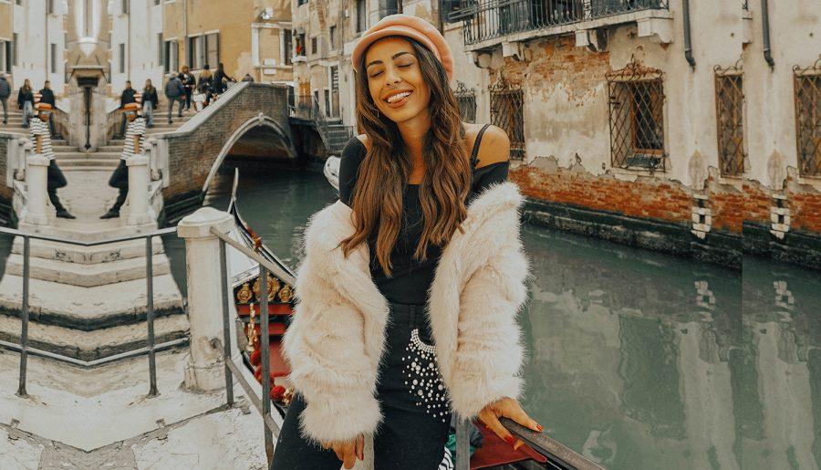 Venise avec Calzedonia