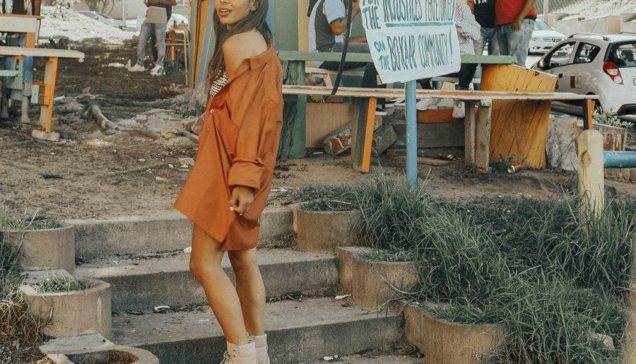 Capetown : poverty feeling